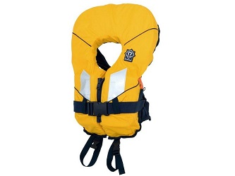 Crewsaver Spiral life jacket buoyancy aid perfect for children who can not swim to keep them safe out on the water