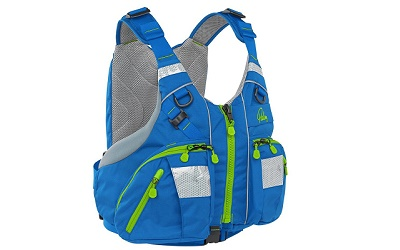 Palm Kaikoura Expedition and Canoeing Buoyancy Aid equipt with loads of pockets and features