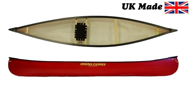 Enigma RTI 13 | Solo Open Canoe