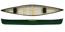 Enigma Canoe Turing 16 Family & Expedition Open Canadian Canoe