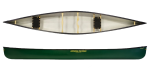 Enigma Canoes Turing 17 Open Canadian Canoe Buy Online In Green